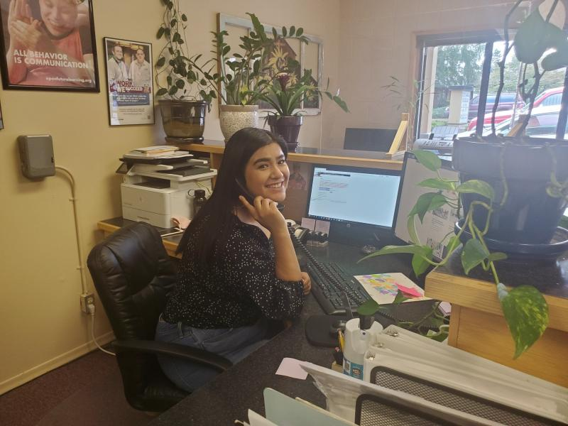 Paola Ramirez - Administrative Staff - Careers that make a difference - Impact Oregon